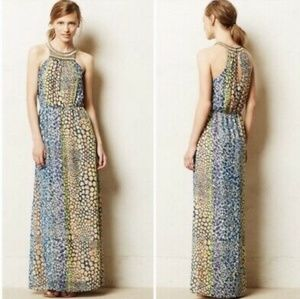 HD Paris Mayacamas Maxi Dress size 2
